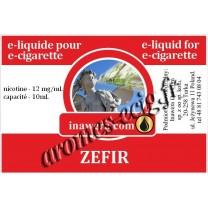 E-Liquide Zefir 12 mg Inawera