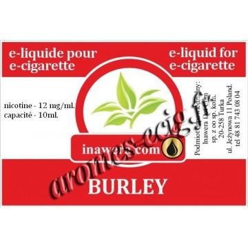 E-Liquide Burley 12 mg Inawera