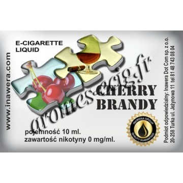E-Liquide Cerise Brandy  0 mg Duets