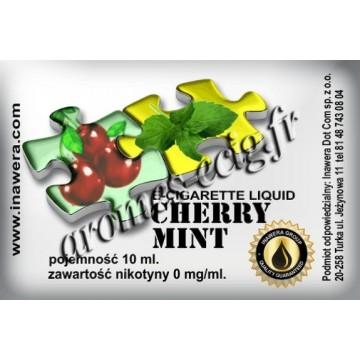 E-Liquide Cerise Menthe 0 mg Duets