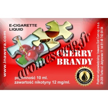 E-Liquide Cerise Brandy 12 mg Duets