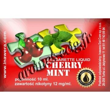 E-Liquide Cerise Menthe 12 mg Duets