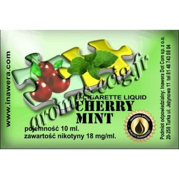 E-Liquide Cerise Menthe 18 mg Duets