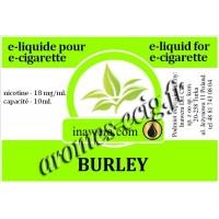 E-Liquide Burley 18 mg Inawera