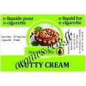 E-Liquide Crème De Noisette 18 mg Inawera