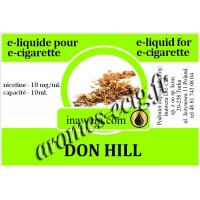 E-Liquide Don Hill 18 mg Inawera