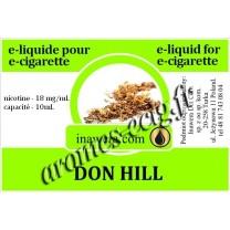 E-Liquide Don Hill 18 mg Inawera