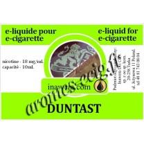 E-Liquide Duntast 18 mg Inawera