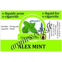 E-Liquide Menthe Glaciale 18 mg Inawera