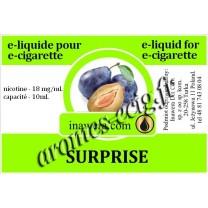E-Liquide Surprise 18 mg Inawera