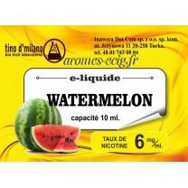 E-Liquide Pasteque 6 mg Tino D'Milano
