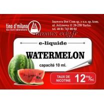 E-Liquide Pasteque 12 mg Tino D'Milano