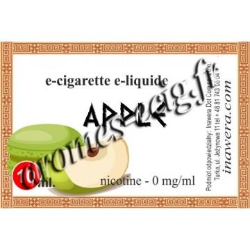 E-liquide Pomme 0 mg Bayca