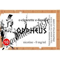 E-liquide Orpheus 0 mg Bayca