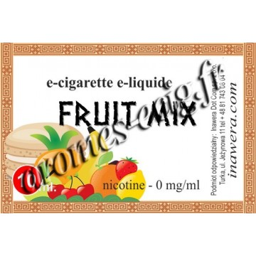 E-liquide Fruit Mix 0 mg Bayca