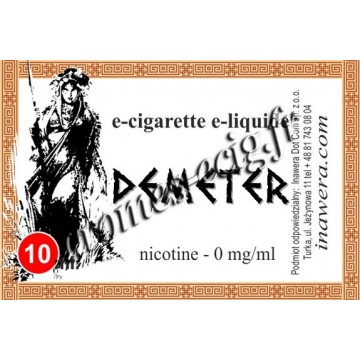 E-liquide Demeter 0 mg Bayca