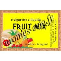 E-liquide Fruit Mix 6 mg Bayca