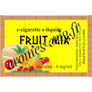 E-liquide Fruit Mix 6 mg Bayca