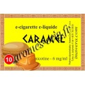 E-liquide Caramel 6 mg Bayca