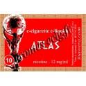 E-liquide Atlas 12 mg Bayca