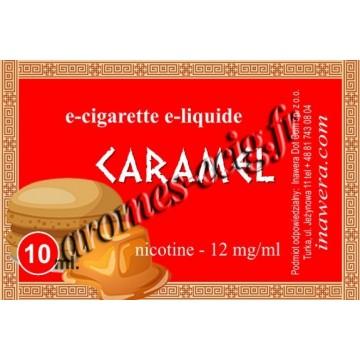 E-liquide Caramel 12 mg Bayca