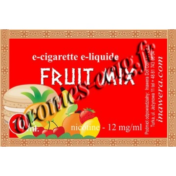 E-liquide Fruit Mix 12 mg Bayca