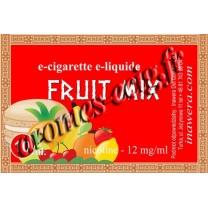 E-liquide Fruit Mix 12 mg Bayca