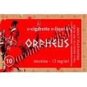E-liquide Orpheus 12 mg Bayca