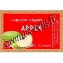 E-liquide Pomme 12 mg Bayca