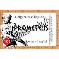 E-liquide Prometeus 0 mg Bayca