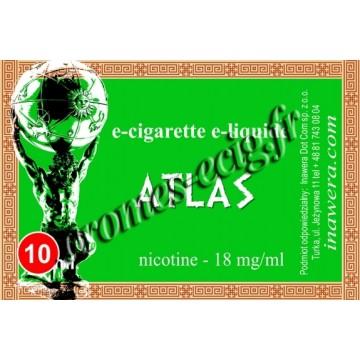 E-liquide Atlas 18 mg Bayca