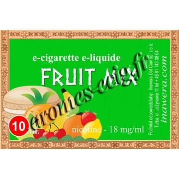 E-liquide Fruit Mix 18 mg Bayca