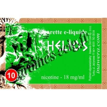 E-liquide Helios 18 mg Bayca