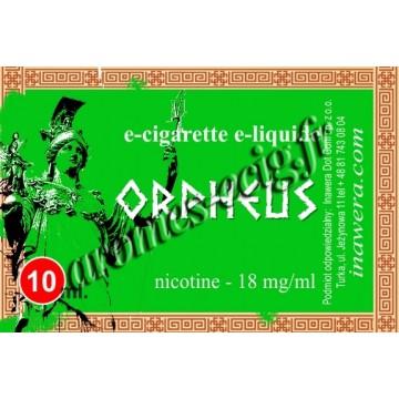 E-liquide Orpheus 18 mg Bayca