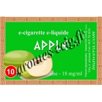 E-liquide Pomme 18 mg Bayca