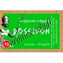 E-liquide Posejdon 18 mg Bayca