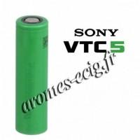Accu 18650 2600 mAh Sony VTC5 A pour mod