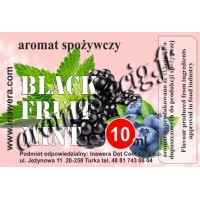 Arome Fruits Noirs Menthe