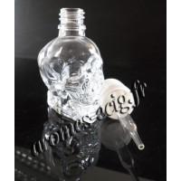 Flacon 30 ml sécurisé en verre 1 Pc avec pipette