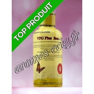Base e-liquide 0 mg VPG plus Inawera
