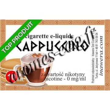 E-liquide Cappuccino 0 mg Bayca