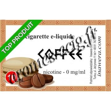 E-liquide Café 0 mg Bayca