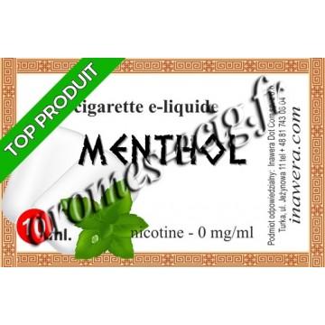 E-liquide Menthol 0 mg Bayca