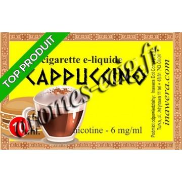 E-liquide Cappuccino 6 mg Bayca