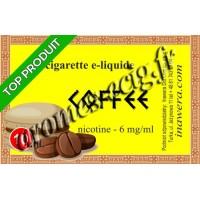 E-liquide Café 6 mg Bayca
