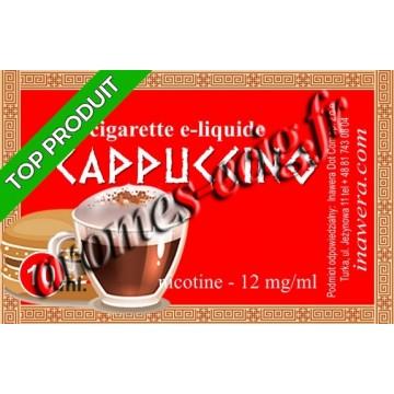E-liquide Cappuccino 12 mg Bayca