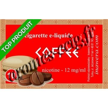 E-liquide Café 12 mg Bayca