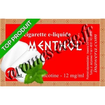 E-liquide Menthol 12 mg Bayca