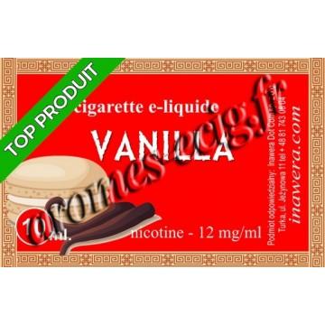 E-liquide Vanille 12 mg Bayca