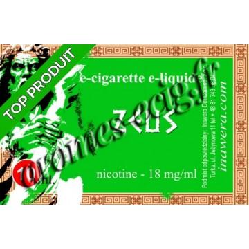E-liquide Zeus 18 mg Bayca